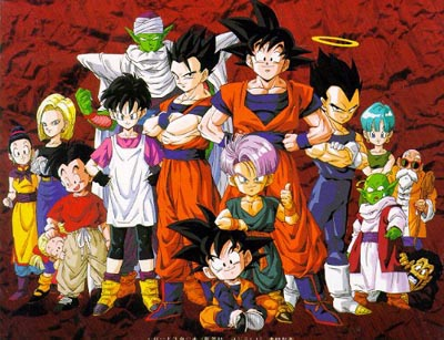 [RAPIDSHARE][DVDRiP] Dragon ball z OAV