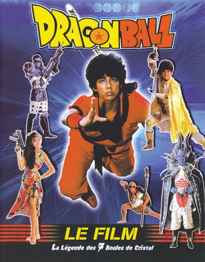 Dragon ball... en film La-legende-des-7-boules-de-cristal-1989