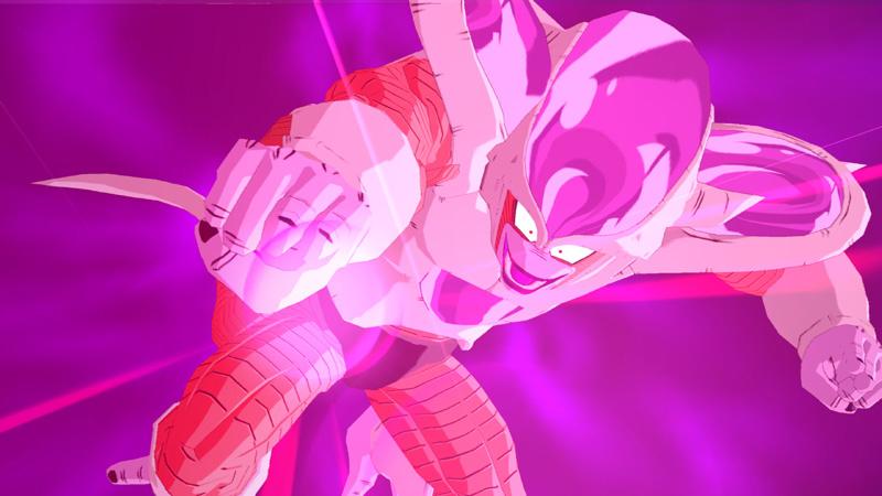 Jeu Dragon Ball Z Burst Limit