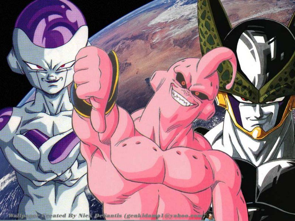 Freezer Buu et Cell
