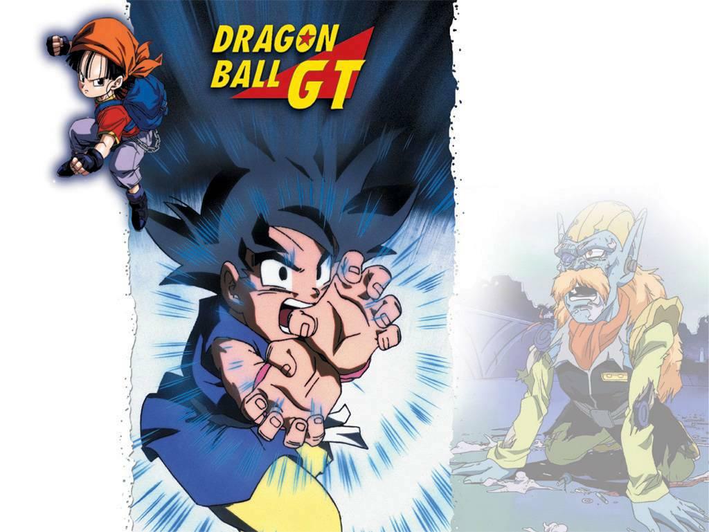 Dragon ball fonds d 39 cran - Dragon ball z 4 ...