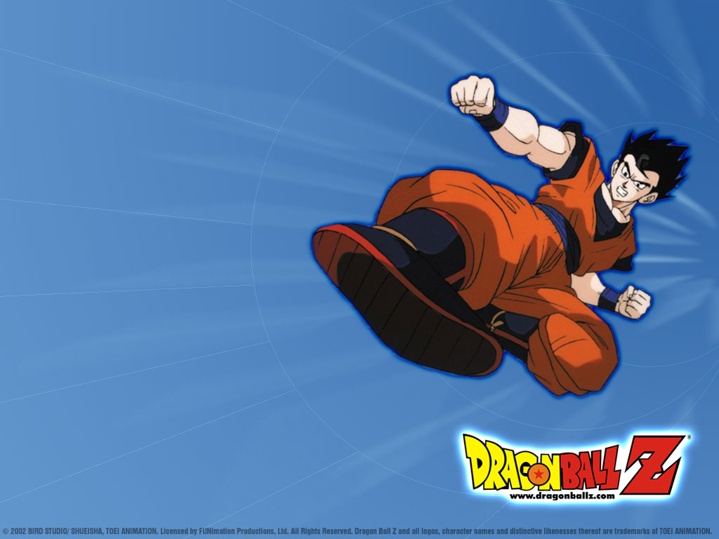 Dragon ball fonds d 39 cran - Sangoku sangohan ...