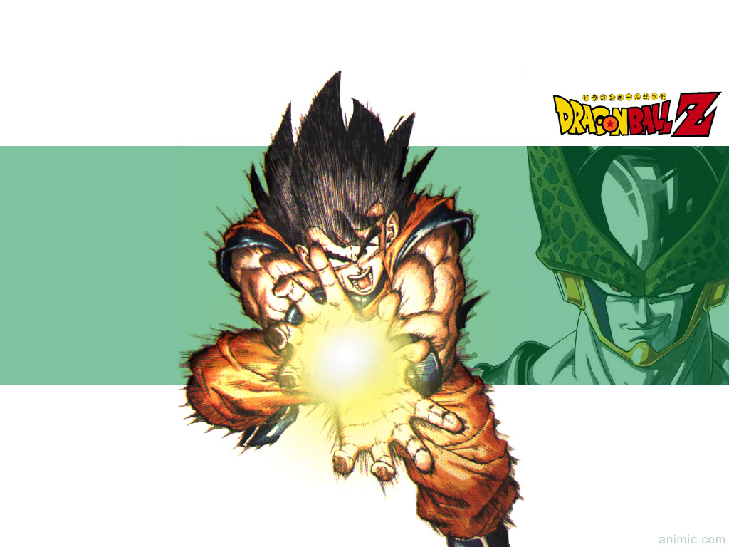 Dragon ball sangoku cell