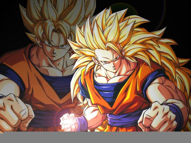 Dragon ball sangoku super sayen 3