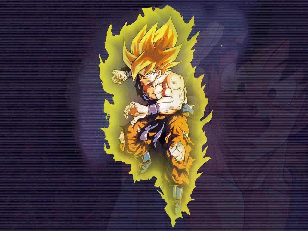 Dragon Ball Goku Super Saiyan SonGoku Dragonball Z Sagas