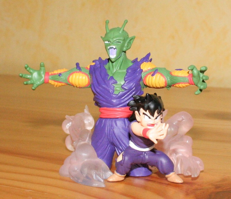 Dossier Figurine Dragon Ball Z Imagination