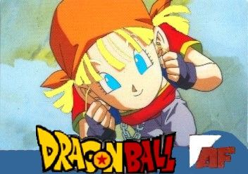 Dragon ball AF : Pan Super guerrière