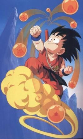 Sangoku, les 7 boules de cristal