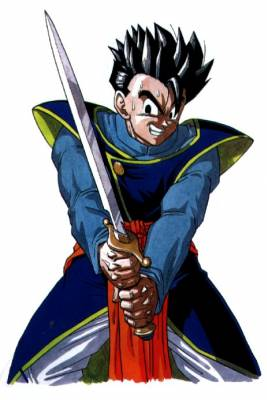 Episodes de dragon ball z - Sangoku sangohan ...