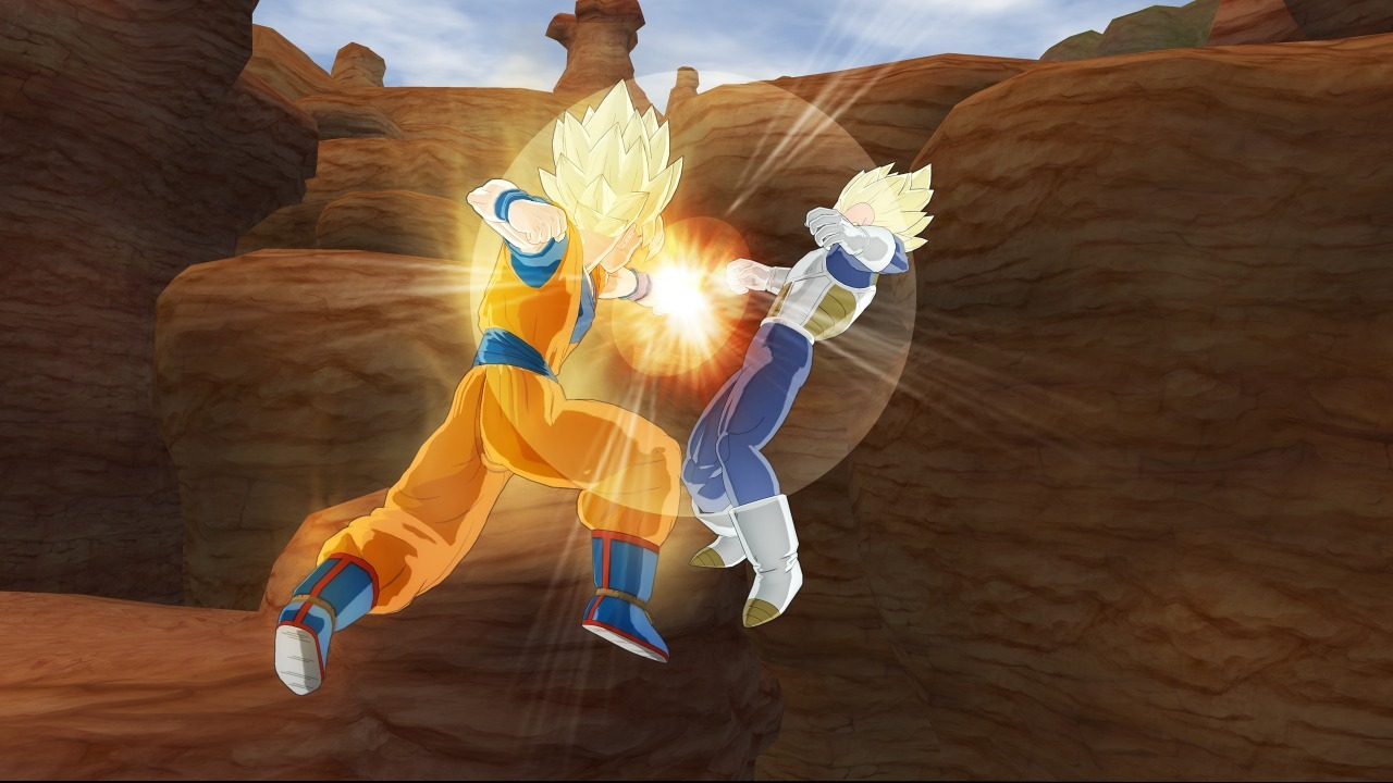 Dragon ball raging blast playstation 3 ps3 009