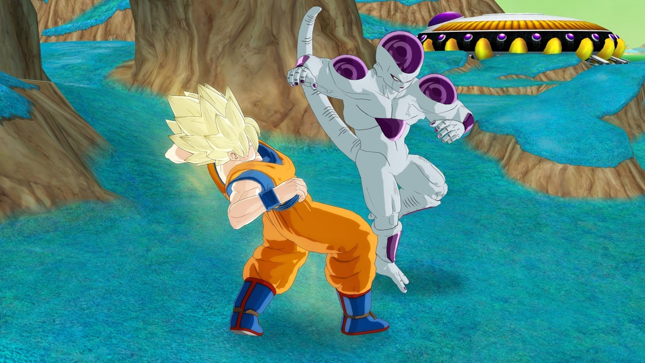 Dragon ball raging blast playstation 3 ps3 014