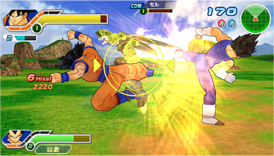 Dragon ball tag vs 01