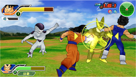 Dragon ball tag vs 02