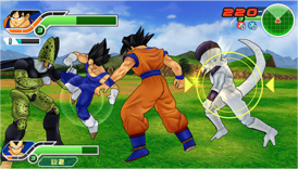 Dragon ball tag vs 03