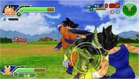 Dragon ball tag vs 05