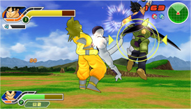Dragon ball tag vs 06