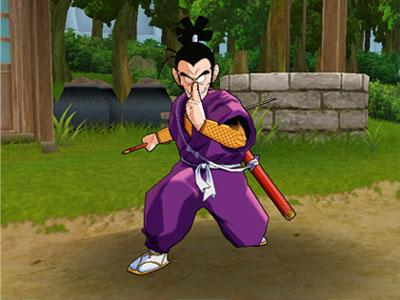 Dragon ball world wii 02