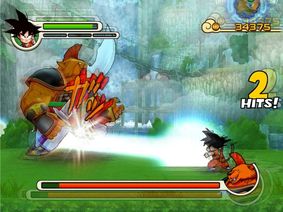 Dragon ball world wii 08