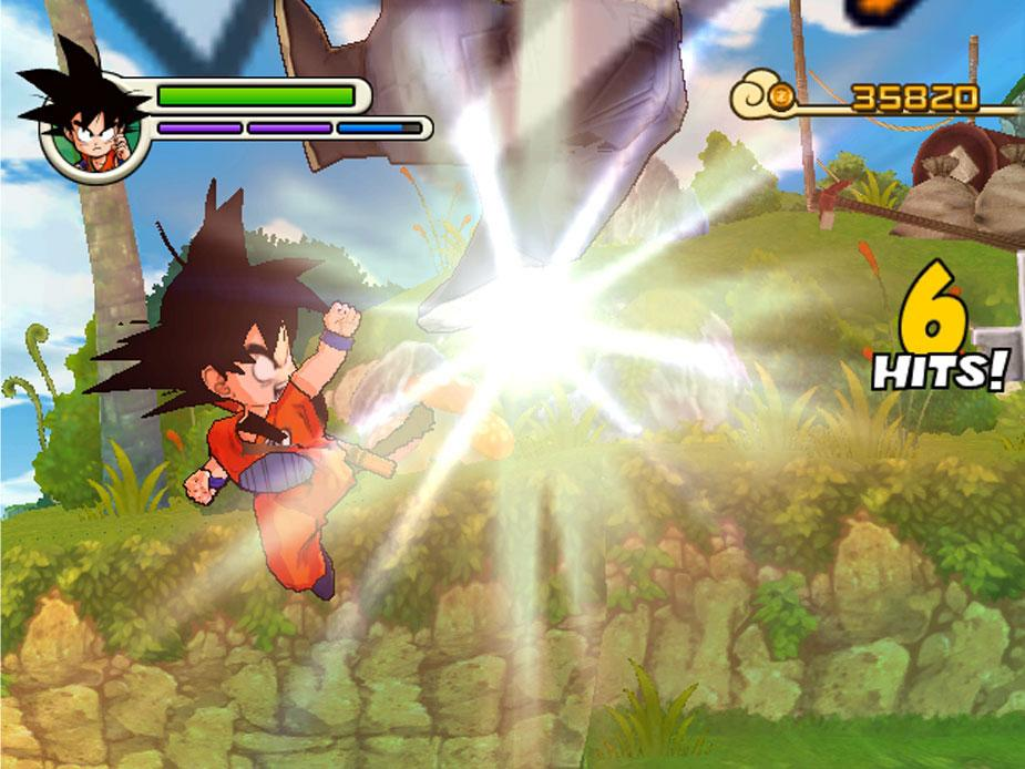 Dragon ball world wii 10
